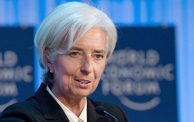 Фото: МВФ погіршив прогноз зростання економіки США на 0,2%
