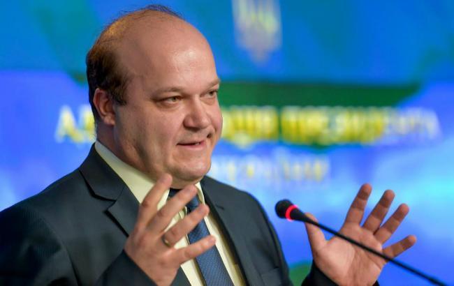 Фото: надзвичайний і повноважний посол України у США Валерій Чалий (прес-служба глави держави)