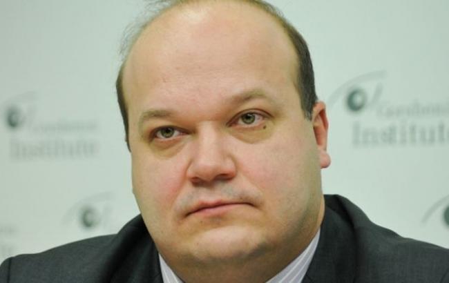 Заступник глави АПУ Валерій Чалий