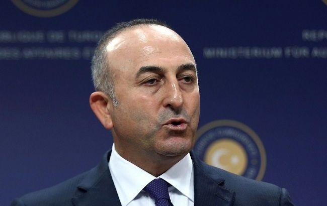 Фото: Мевлют Чавушоглу заявил, что Анкара не будет пересматривать позицию по Украине
