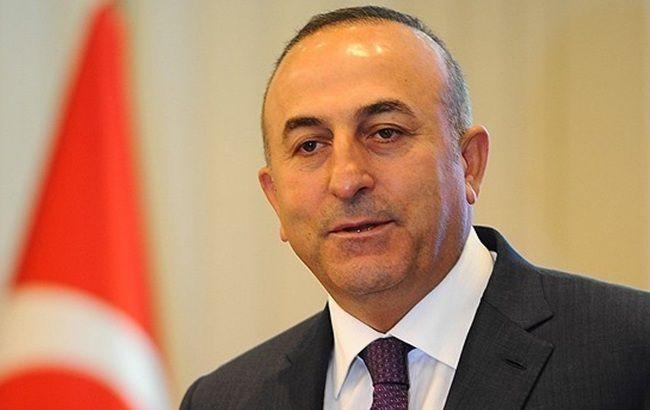 Фото: Мевлют Чавушоглу озвучив вимоги Туреччини до ЄС