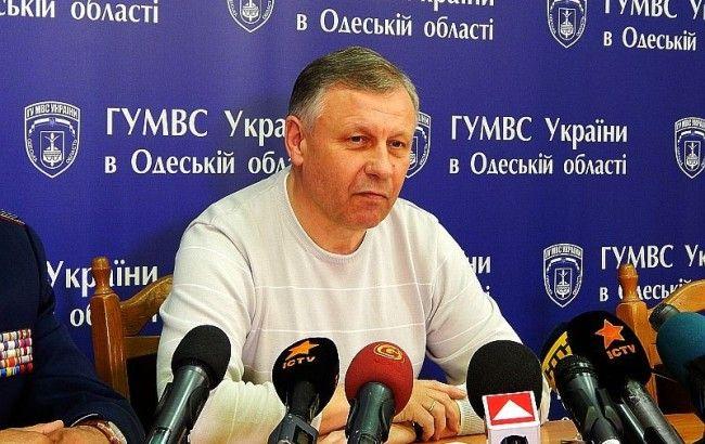 Кабмін прийняв відставку заступника глави МВС Чеботаря