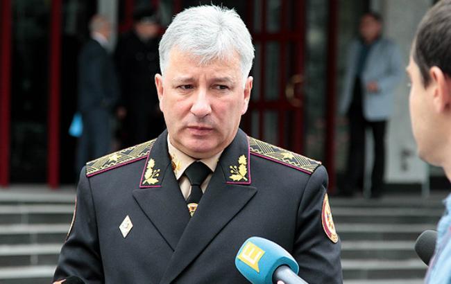 Фото: председатель ГСЧС Николай Чечеткин (пресс-служба МВД)