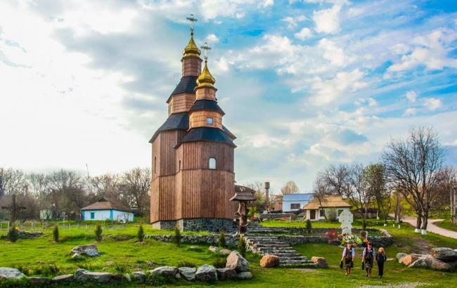 Маршрут выходного дня из Киева (Олег Божко)