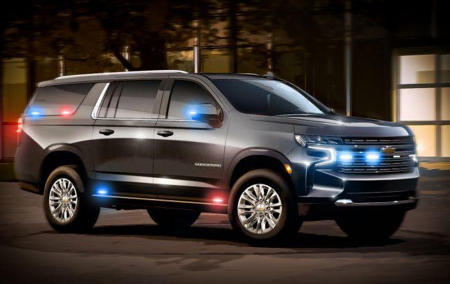 Госдеп США заказал 10 внедорожников Chevrolet Suburban по цене 3,6 млн долларов каждый