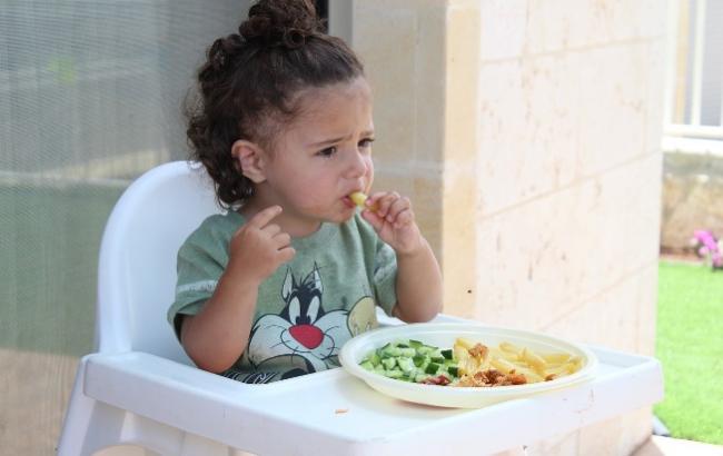 Фото: Дитина їсть (pixabay.com/ru/users/avitalchn)