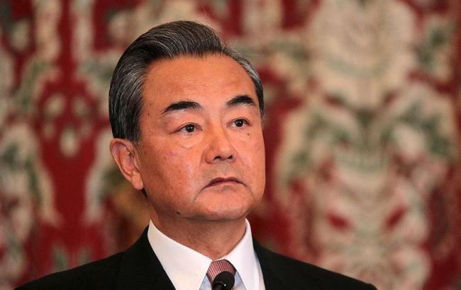 Фото: міністр закордонних справ Китаю Ван Йі (commons.wikimedia.org)