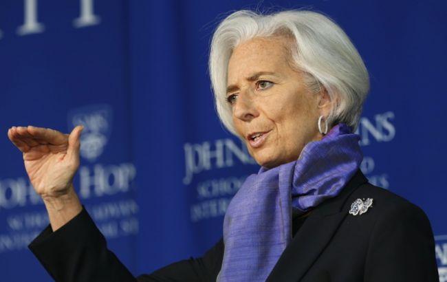 Лагард заявила об угрозе мировой экономике из-за оттока капитала из Китая
