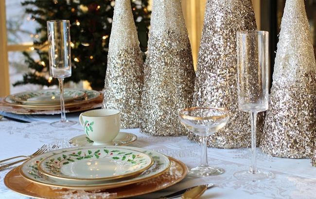 Фото: Рождественский ужин (pixabay.com/TerriC)