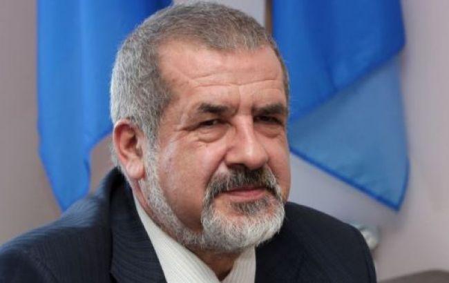 Чубаров призначений головою Ради представників кримськотатарського народу