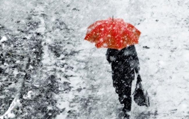 Фото: Україну накрив потужний циклон (opogode.ua)