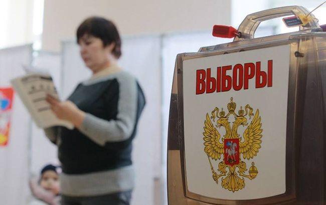 На территории России проходят местные выборы