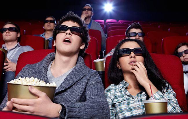 В 2015 году украинцы поставили рекорд посещаемости кинотеатров