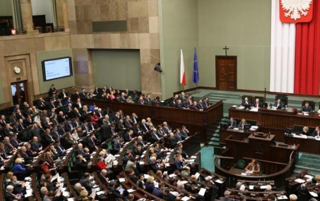 Сейм Польши изменил соглашение о малом пограничном движении с Украиной