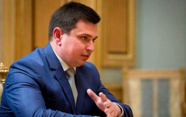 Фото: директор антикорупційного бюро Артем Ситник