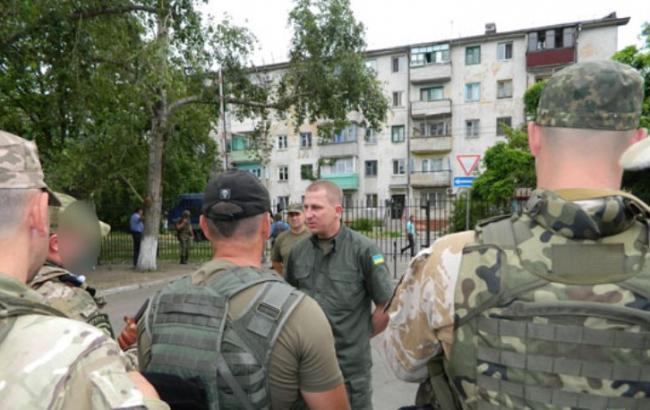 Аброськін направив спецназ в приазовські села для виявлення коректувальників вогню