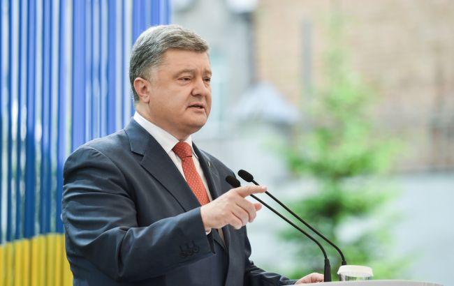 Фото: Петр Порошенко прокомментировал возможность назначения Бойко и Ахметова