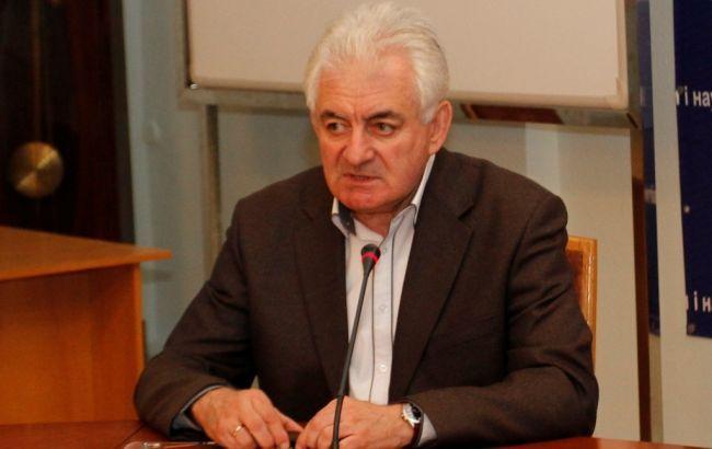 Відсторонений директор УЦОЯО Лікарчук подав у відставку