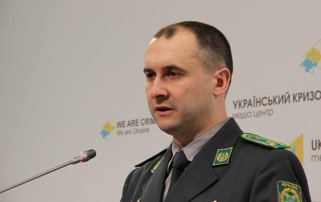 Фото: пресс-секретарь главы ГПС Олег Слободян
