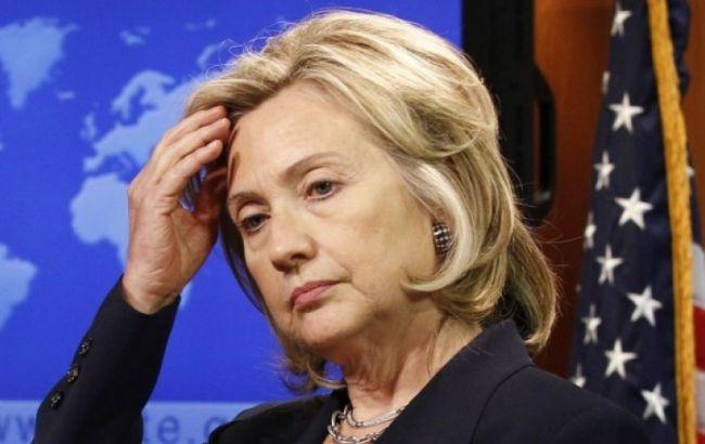 Фото: республиканцы хотят дисквалифицировать Клинтон на выборах в США