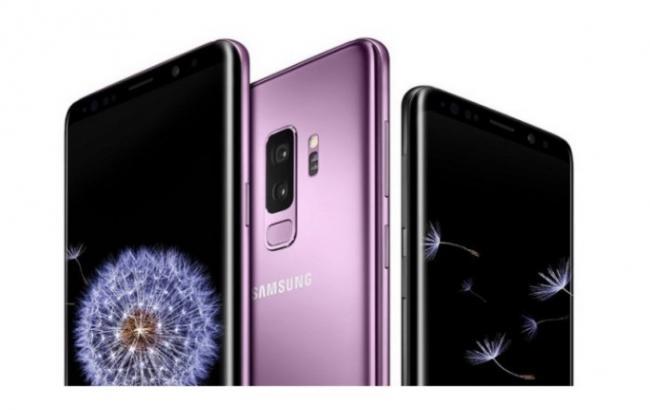 Samsung представила новинки года — флагманы Galaxy S9 и S9+