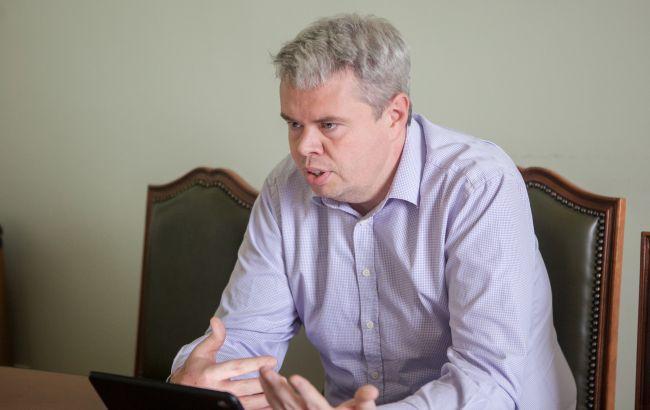 Заместитель главы Нацбанка Дмитрий Сологуб (Фото: пресс-служба НБУ)