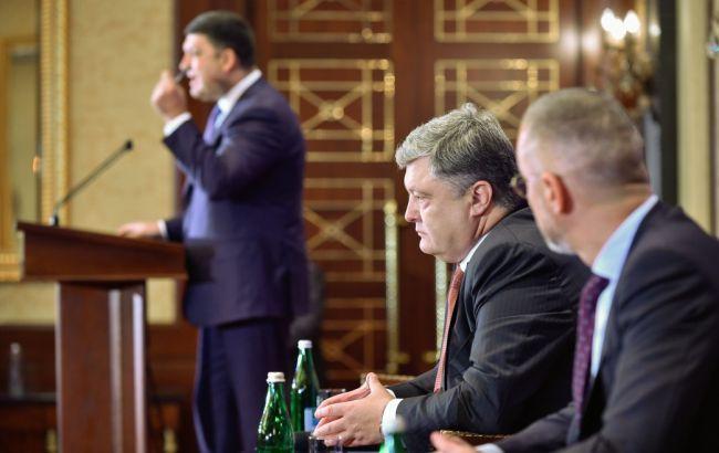 чи почнуть шукати заміну президенту Порошенку