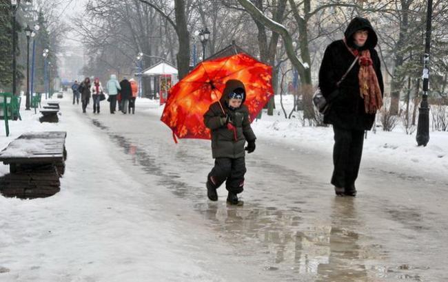Фото: у грудні в Україні очікується до 7 природних надзвичайних ситуацій