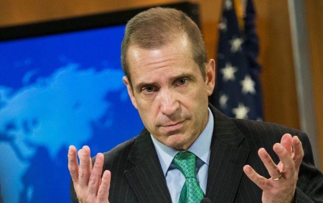 Держдеп США підтвердив намір залишити в силі санкції проти Росії