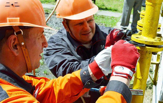 Фото: работники газовой службы (cn.104.ua)