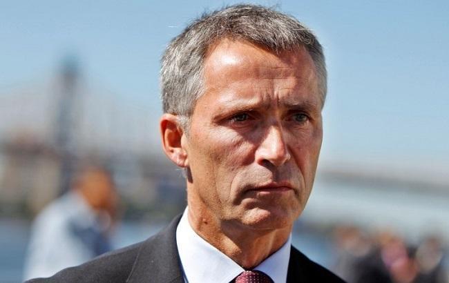 НАТО продовжуватиме підтримувати Україну на шляху реформ, - генсек