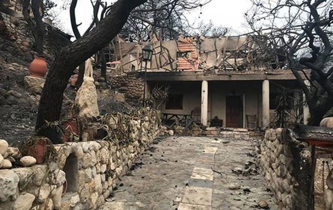 ВГреции объявили трехдневный траур пожертвам лесных пожаров