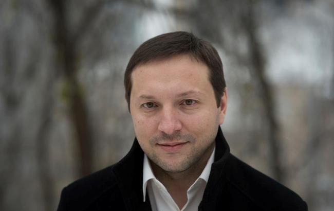 """Стець заявил о попытке олигархов запатентовать название """"Ukraine tomorrow"""" на многих языках"""
