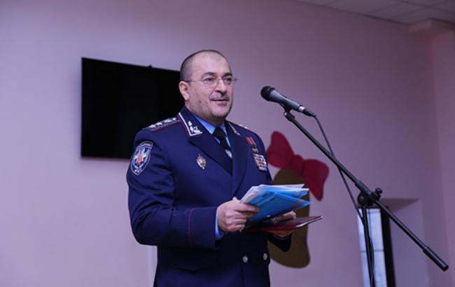 Аваков: в столкновениях под Радой ранен замглавы МВД Паскал
