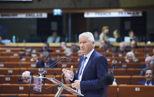Геращенко у ПАРЄ запропонувала Ягланду варіант виходу з кризи у Раді Європи