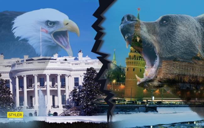 """""""Третья мировая"""": эксперт рассказал о возобновлении """"холодной войны"""" между РФ и США"""