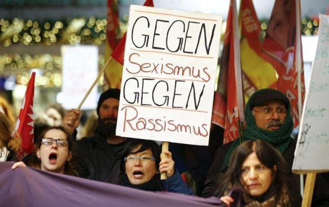 Фото: протесты