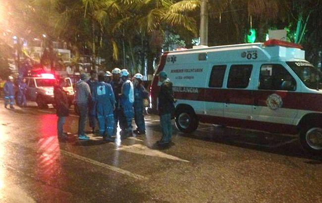 Фото: авіакатастрофа в Колумбії
