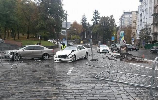 Фото: Место аварии (glavcom.ua)