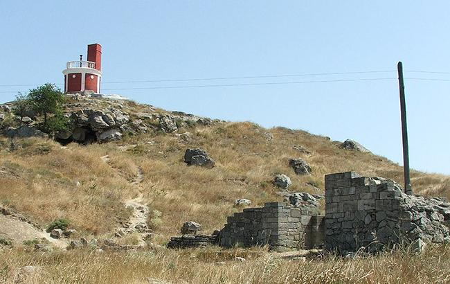 """Фото: заповедник """"Пантикапей"""" (wikimedia.org)"""