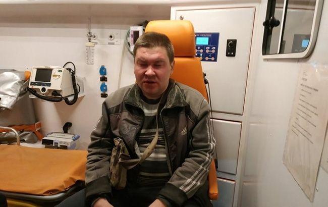 В Николаеве напали на журналиста