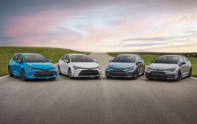 84 года и 50 млн: Toyota празднует день рождения и выпускает юбилейный автомобиль Corolla