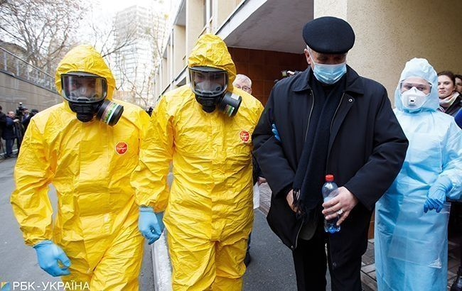 Коронавірус в Україні: кількість зафіксованих випадків на 24 березня