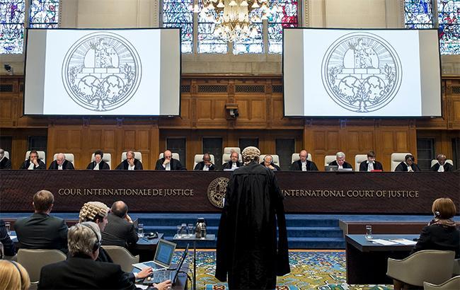 Фото: Международный суд ООН в Гааге (UN Photo/ICJ-CIJ/Frank van Beek)