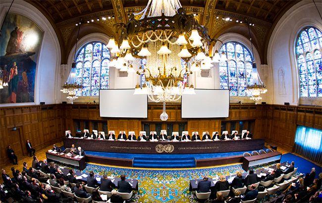Суд в Гаазі не побачив причин для запровадження заходів проти Росії за фінансування тероризму