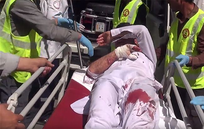 Взрыв в Кабуле: число жертв резко возросло