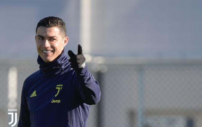 """Роналду відбув карантин і відновлює тренування з """"Ювентусом"""""""