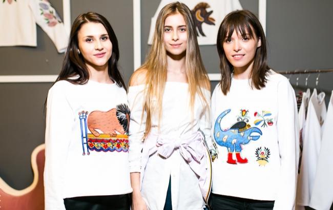 Картины Примаченко стали элементами новой коллекции одежды