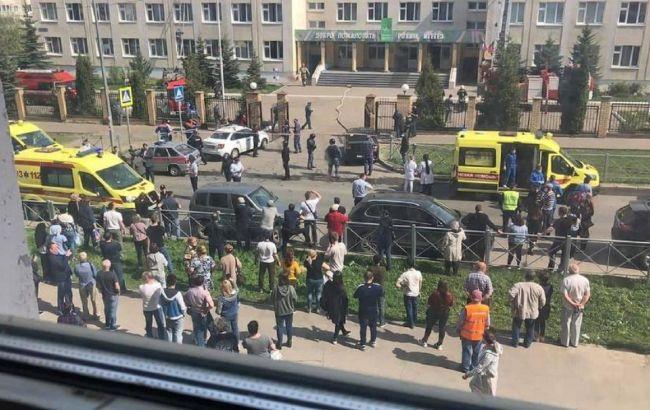 У Росії озброєні учні влаштували стрілянину в школі. Загинули щонайменше 9 людей