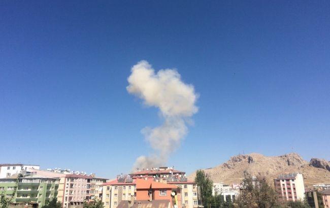 Фото: у результаті вибуху в Туреччині 48 осіб отримали травми